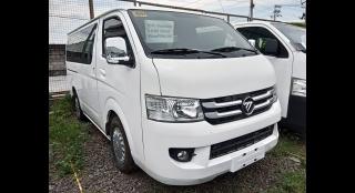 2016 Foton View Transvan 2.8L MT Diesel
