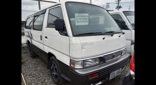 2012 Nissan Urvan VX18 MT Diesel