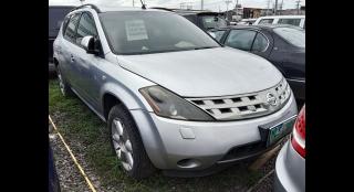 2006 Nissan Murano 3.8 AT