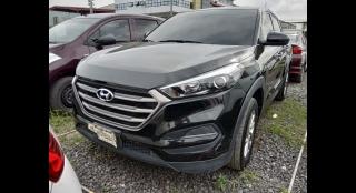 2017 Hyundai Tucson 2.0L MT Gasoline