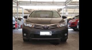 2014 Toyota Corolla Altis 1.6G AT