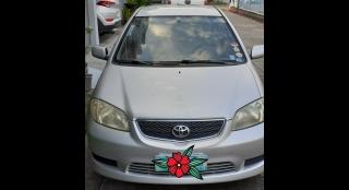 2005 Toyota Vios 1.3 E MT