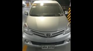 2014 Toyota Avanza 1.5V AT Gas