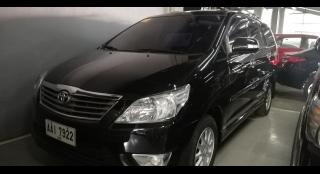 2014 Toyota Innova G 2.5 DSL MT