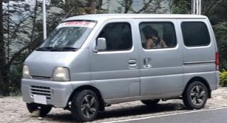 2012 Suzuki Multicab Every Van