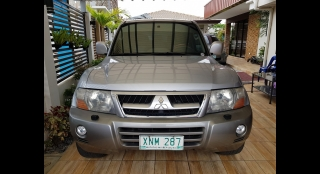 2004 Mitsubishi Pajero 3.8L AT Gasoline