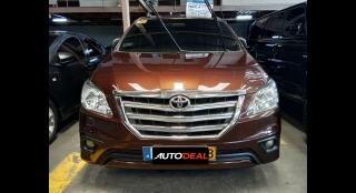 2015 Toyota Innova 2.5L E AT Diesel