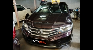 2014 Honda City E AT