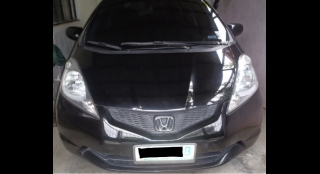 2010 Honda Jazz S MT