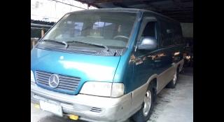 2000 Mercedes-Benz MB 100D 2.0L MT Diesel