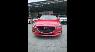2018 Mazda 3 Sedan SkyActiv