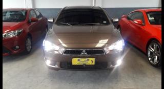 2013 Mitsubishi Lancer EX MX AT