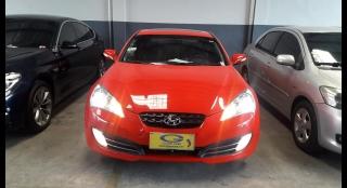 2011 Hyundai Genesis Coupe 3.8 V6 AT