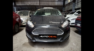 2016 Ford Fiesta Hatchback AT