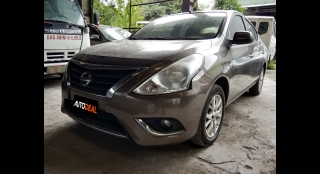 2016 Nissan Almera MID AT