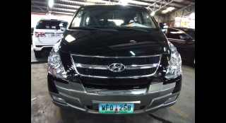 2013 Hyundai Starex CVX AT