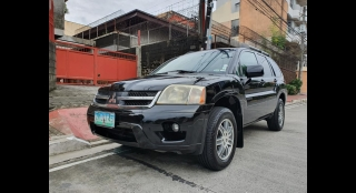 2007 Mitsubishi Endeavor Gas AT