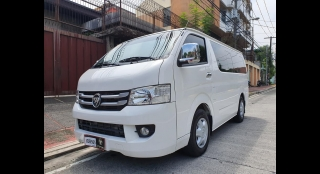 2018 Foton View Transvan HR 16-seater