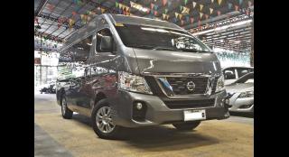 2018 Nissan NV350 Urvan Premium MT
