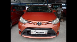 2016 Toyota Vios E AT Gasoline
