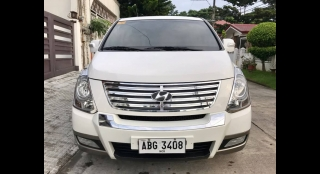 2015 Hyundai Grand Starex Gold MT