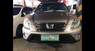 2006 Honda CR-V 2.0L AT Gasoline