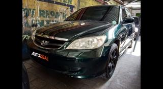 2004 Honda Civic VTi AT
