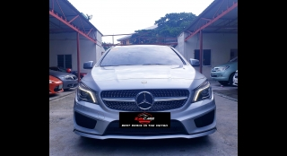 2015 Mercedes-Benz CLA-Class 250 AT