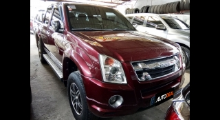 2013 Isuzu D-MAX LS 4X2 AT
