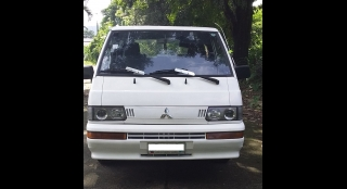 1997 Mitsubishi L300 2.0L MT Gasoline