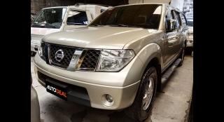 2013 Nissan Frontier Navara LE AT