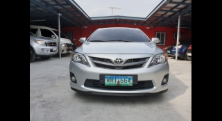 2013 Toyota Corolla Altis 2.0 V AT