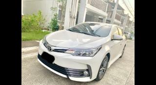 2018 Toyota Corolla Altis 1.6L CVT Gasoline