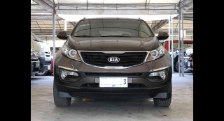 2014 Kia Sportage LX 4x2 AT