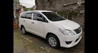 2012 Toyota Innova J Diesel MT