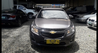 2014 Chevrolet Cruze 1.8 LS AT