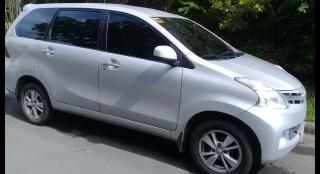 2014 Toyota Avanza G AT