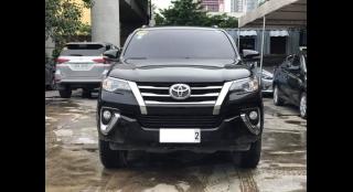 2017 Toyota Fortuner G (4X2) 2.4L MT Diesel