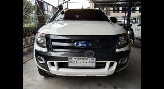 2015 Ford Ranger 2.2 Wildtrak 4X2 AT