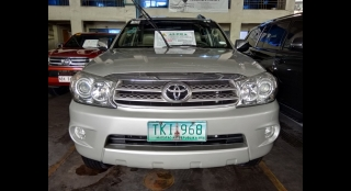 2011 Toyota Fortuner 2.5 G AT Diesel
