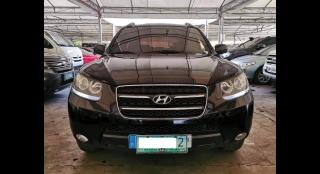 2008 Hyundai Santa Fe Diesel 4X4 AT