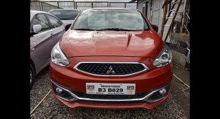 2018 Mitsubishi Mirage GLS AT