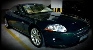 2007 Jaguar XK Coupe 4.0L