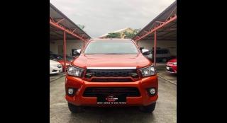 2017 Toyota Hilux MT Diesel
