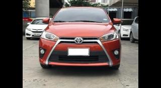 2016 Toyota Yaris 1.5G AT