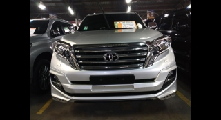2017 Toyota Land Cruiser Prado 3.0 AT Dubai Version