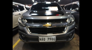 2017 Chevrolet Trailblazer 2.8 4x4 Z71 AT