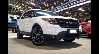 2015 Ford Explorer 3.5L V6 AT