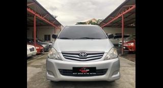 2011 Toyota Innova J Diesel MT