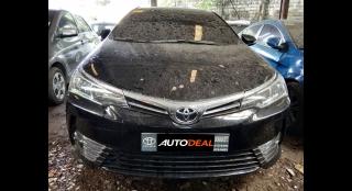 2017 Toyota Corolla Altis 1.6G MT